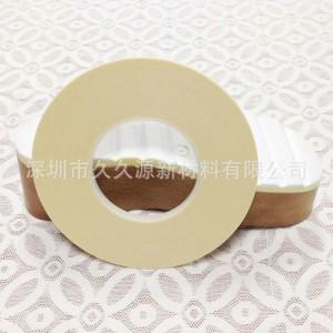 矽利康美纹纸胶带 PU鞋底喷漆遮蔽 深圳厂家直销 6mm×200m