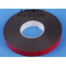 自产自销低价销售黑色泡沫胶带,苏州衍腾电子生产黑色泡棉胶带