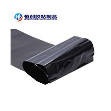 厂家专业生产黑色铝箔麦拉 导电胶带 黑色铜箔胶带可定制模切