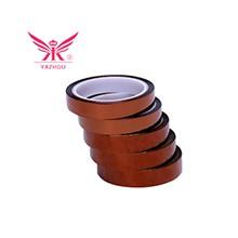 聚酰亚胺胶带 SMT耐温保护胶带 金手指茶色高温胶带